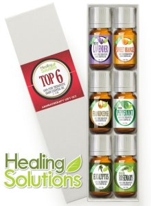 Healing Solutions Aromatherapy