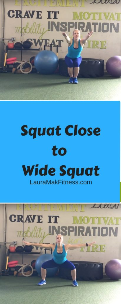 Laura Mak best squat